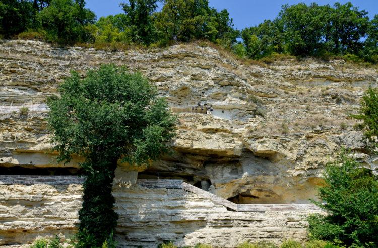 Достопримечательности Болгарии - Монастырь Аладжа