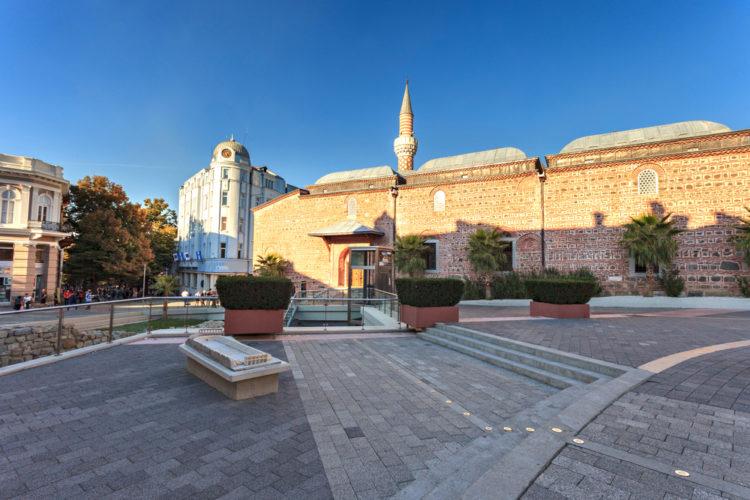 Достопримечательности Болгарии - Мечеть Джумая