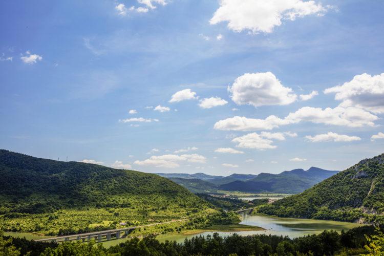 Достопримечательности Болгарии - Заповедник Камчия