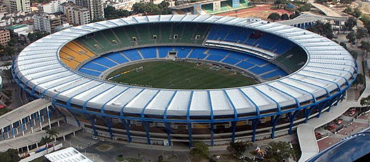 Достопримечательности Бразилии - Стадион Маракана