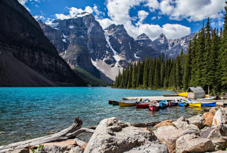 Достопримечательности Канады - Национальный парк Банф