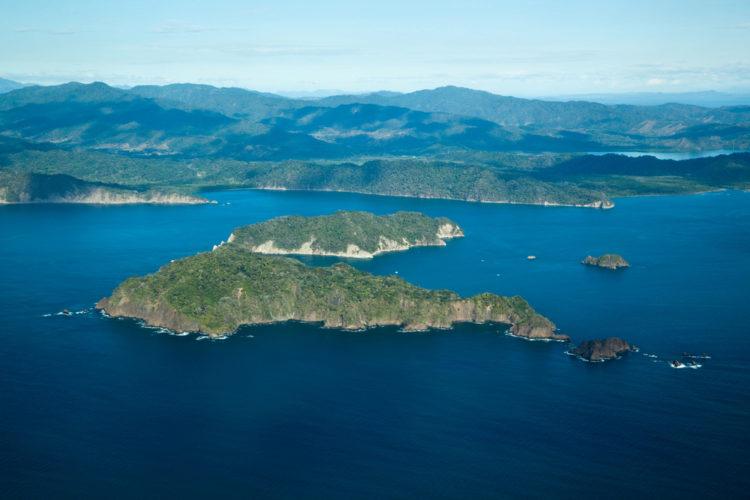 Достопримечательности Коста-Рики - Остров Тортуга