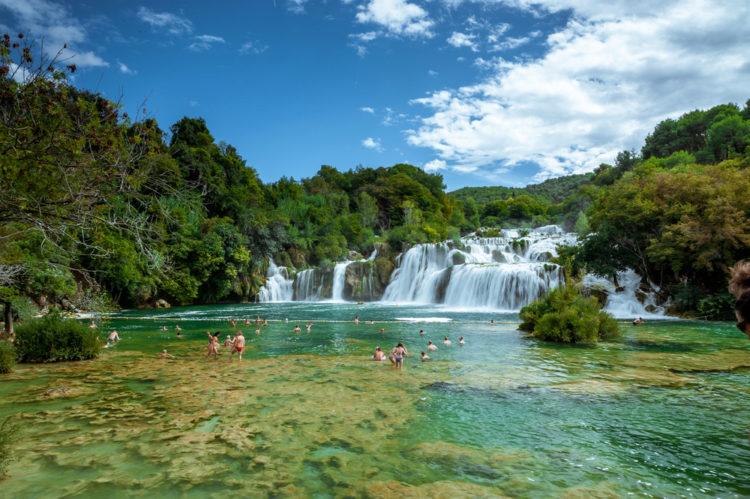 Достопримечательности Хорватии - Национальный парк Крка
