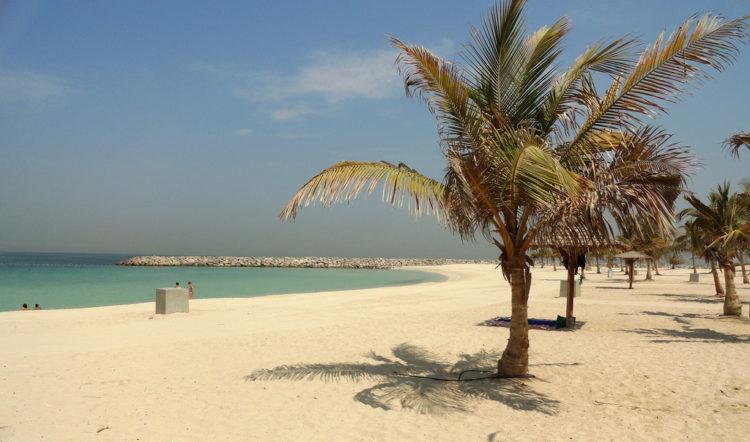 Достопримечательности ОАЭ - Парк Аль-Мамзар