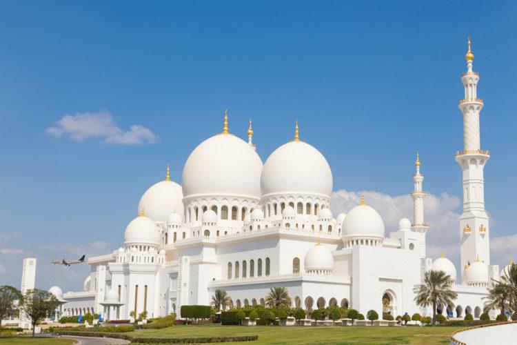 Достопримечательности ОАЭ - Мечеть шейха Зайда