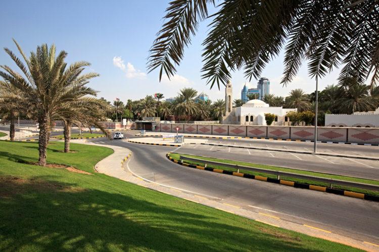 Достопримечательности ОАЭ - Парк Аль-Джазира