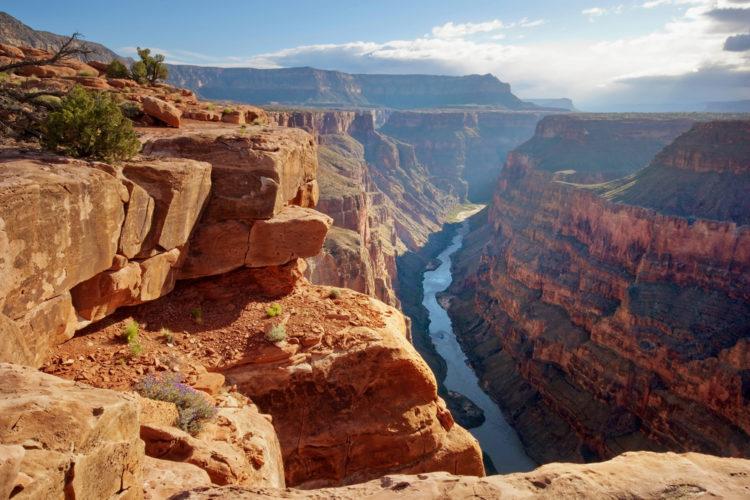Достопримечательности США - Гранд-Каньон
