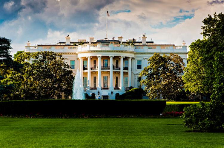 Достопримечательности США - Белый Дом