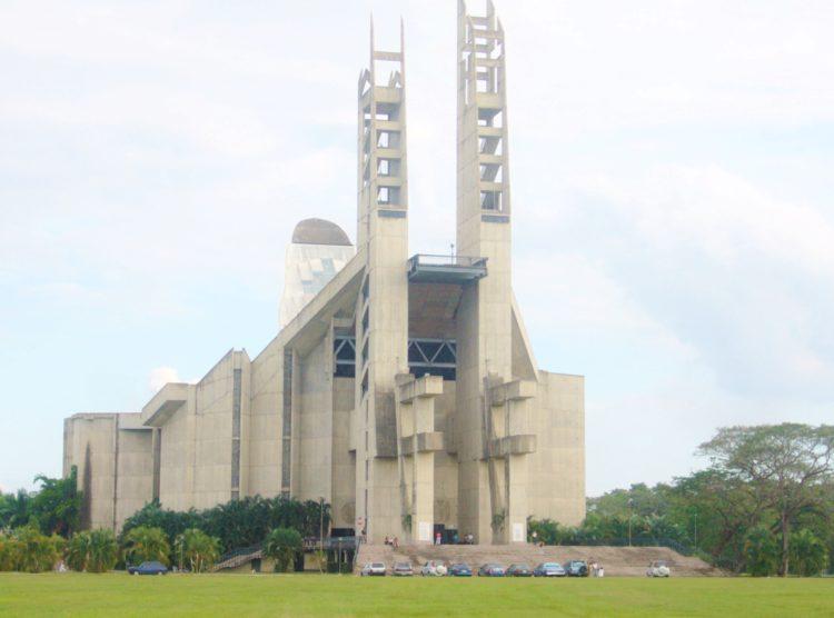 Достопримечательность Венесуэлы - Храм Вингер де Коромото