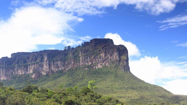 """Достопримечательности Венесуэлы - Национальный парк """"Канайма"""""""
