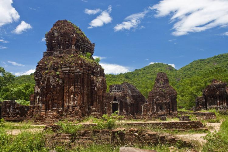 Достопримечательности Вьетнама - Храмовый комплекс Май Сон
