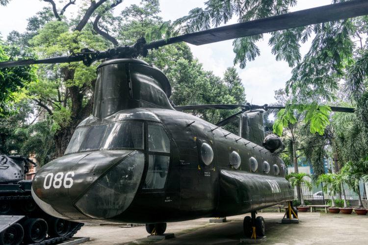 Достопримечательности Вьетнама - Музей жертв войны