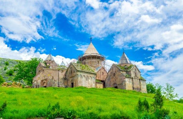 Достопримечательности Армении - Монастырь Гошаванк