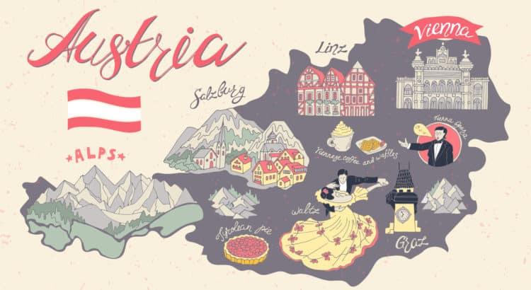Что посетить в Австрии, достопримечательности Австрии