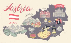 Достопримечательности Австрии: Топ-25 (МНОГО ФОТО)
