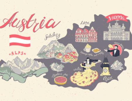 Достопримечательности Австрии, их фото и описание