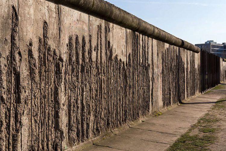 Достопримечательности Германии - Берлинская стена