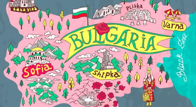 Что посетить в Болгарии, достопримечательности Болгарии
