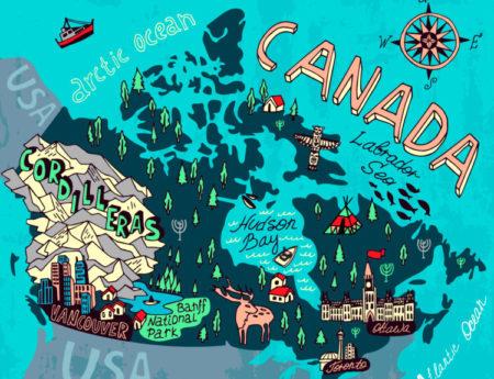 Достопримечательности Канады: Топ-25 (МНОГО ФОТО)