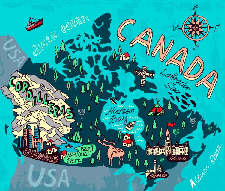Что посетить в Канаде, достопримечательности Канады