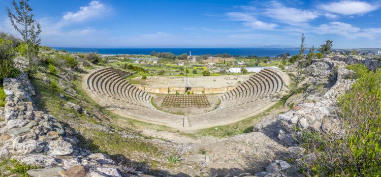 Достопримечательности Кипра - Античный город Соли