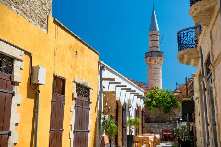 Достопримечательности Кипра - Старый город Лимассола