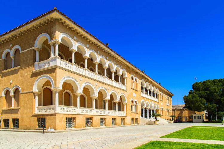Достопримечательности Кипра - Дворец Архиепископа