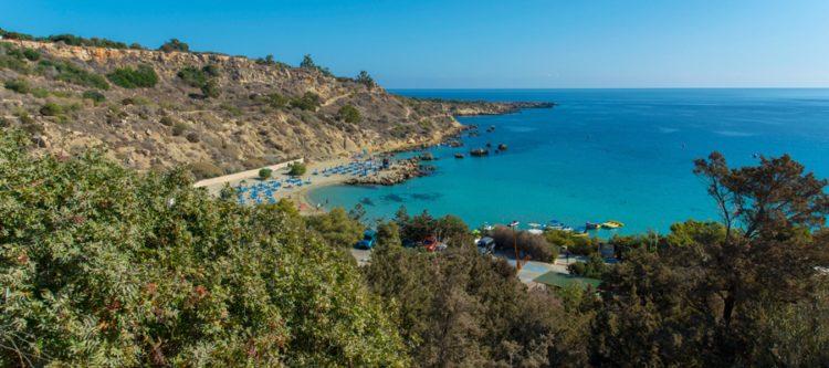 """Достопримечательности Кипра - Национальный лесной парк """"Каво Греко"""""""