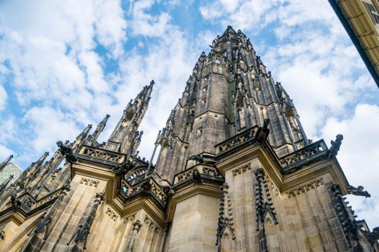 Достопримечательности Чехии - Собор Святого Вита