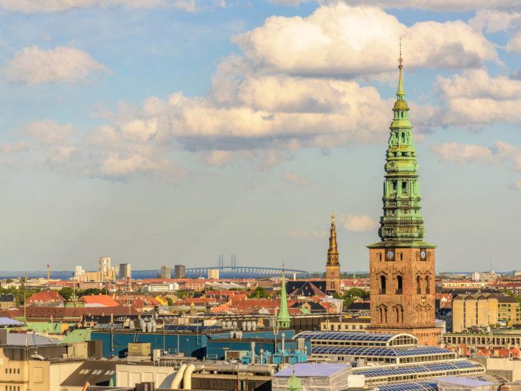 Достопримечательности Дании - Церковь Спасителя