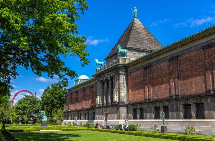 Что посмотреть в Дании - Глиптотека Карлсберга