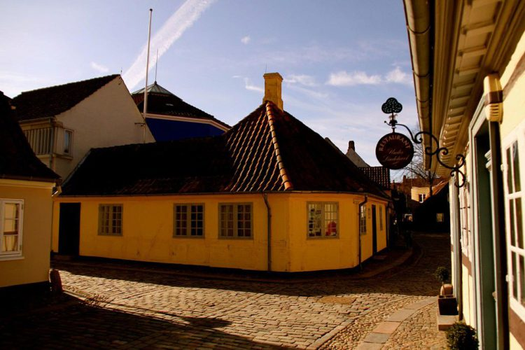 Достопримечательности Дании - Музей Г. Х. Андерсена