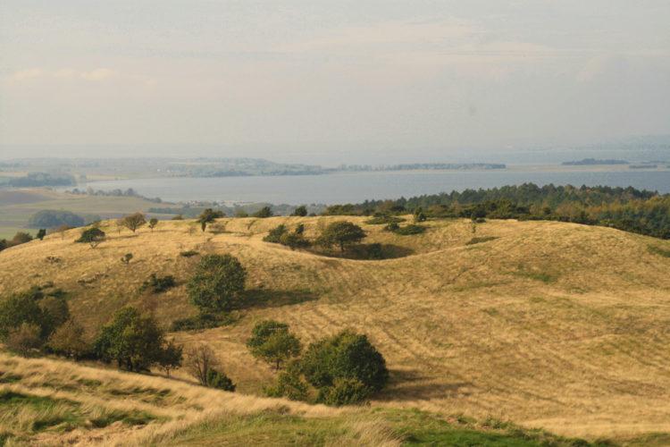Достопримечательности Дании - Национальный парк Тю и Молс Бьерге