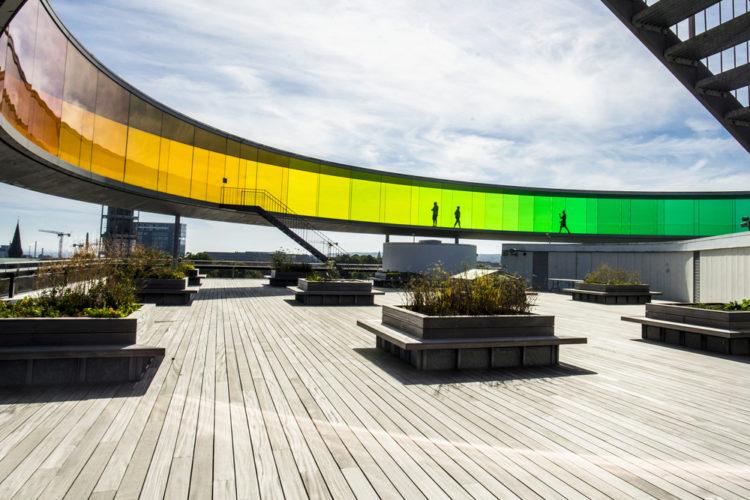 Достопримечательности Дании - Музей современного искусства