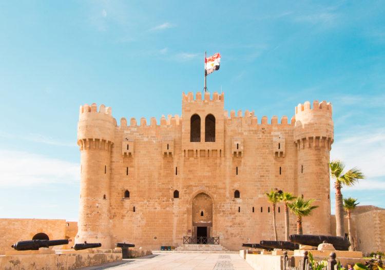 Достопримечательности Египта - Крепость Кайт Бей
