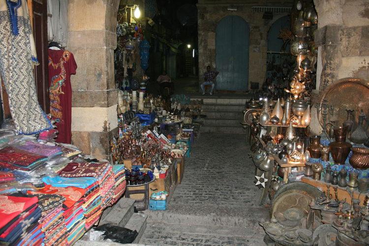 Достопримечательности Египта - Рынок Хан-эль-Халили