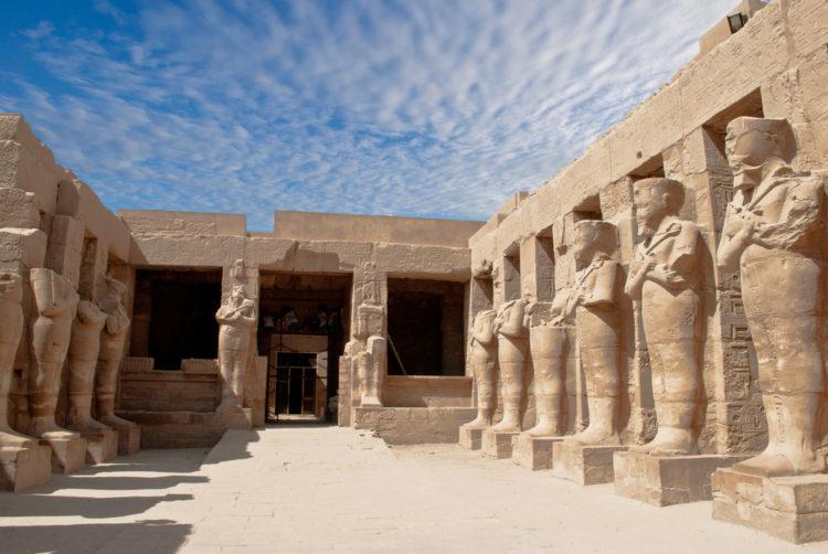 Достопримечательности Египта - Храм Карнака
