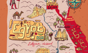 Достопримечательности Египта: Топ-30 (МНОГО ФОТО)