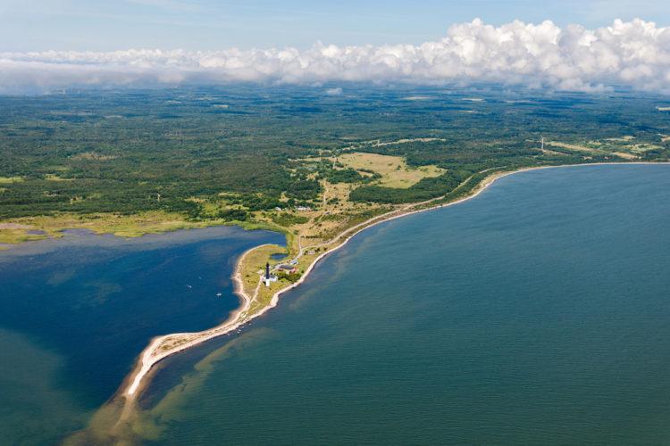 Достопримечательности Эстонии - Остров Сааремаа