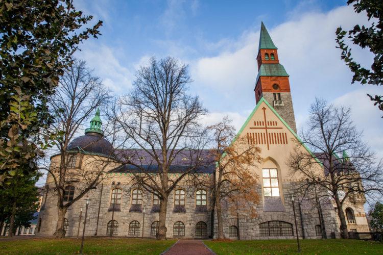Что посмотреть в Финляндии - Музей Финляндии