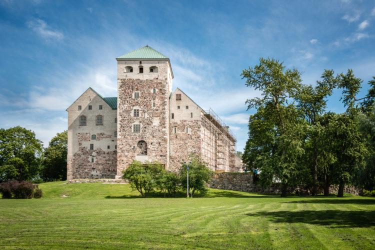 Достопримечательности Финляндии - Замок Турку