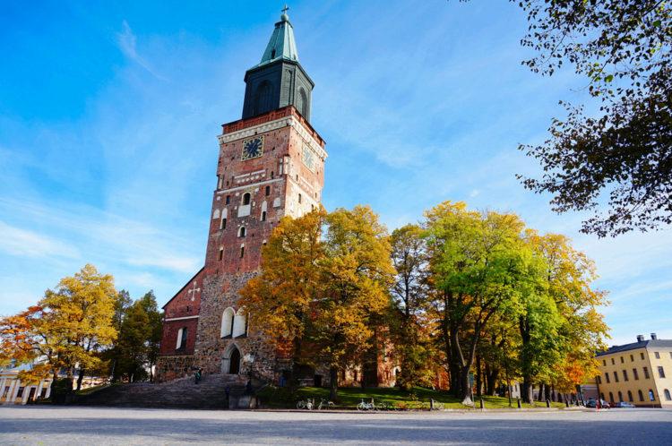 Достопримечательности Финляндии - Кафедральный собор