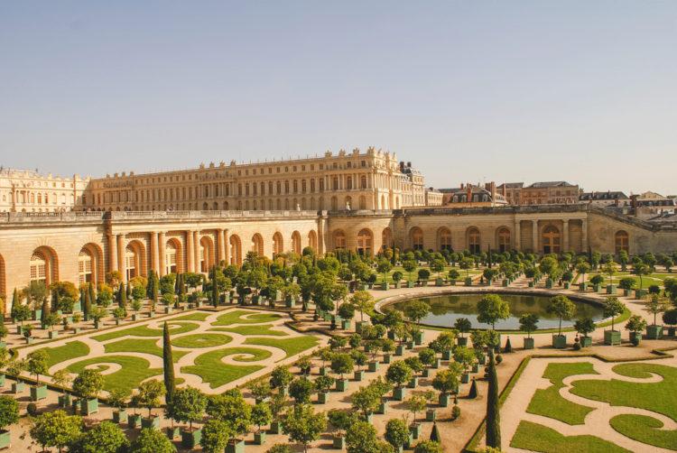 Достопримечательности Франции - Версальский дворец