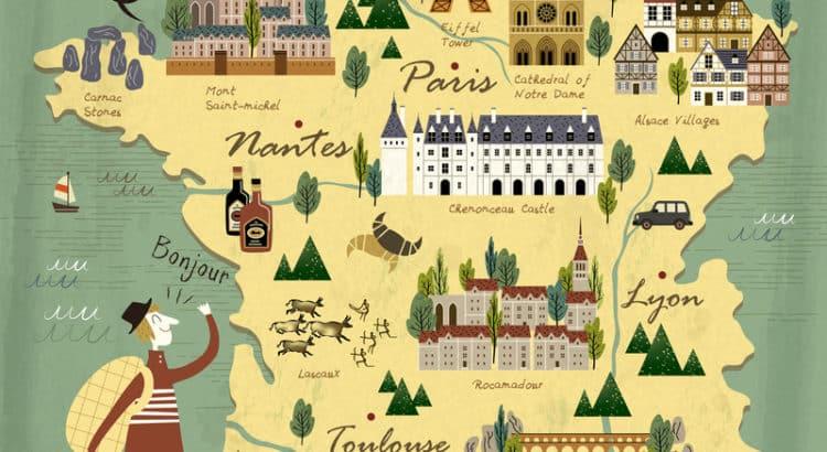 Достопримечательности Франции, что посетить во Франции
