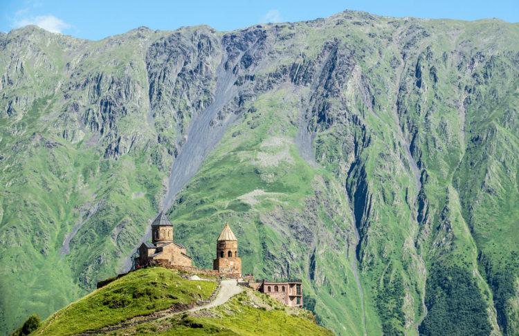 Что посмотреть в Грузии - Троицкая Церковь