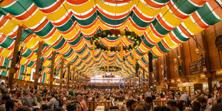 Что посетить в Германии - Октоберфест