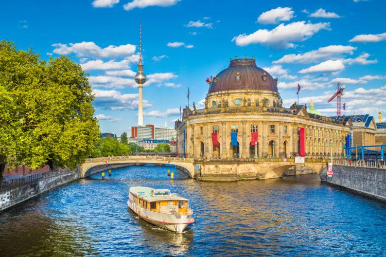 Достопримечательности Германии - Музейный остров Берлина