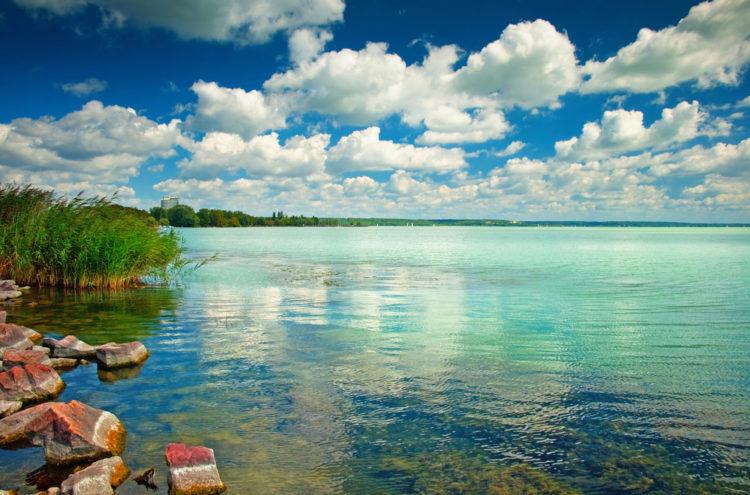 Достопримечательности Венгрии - Озеро Балатон
