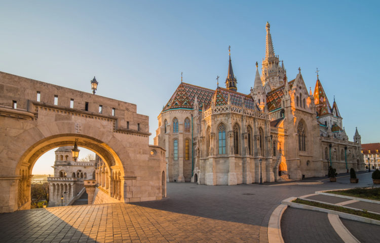 Достопримечательности Венгрии - Рыбацкий бастион