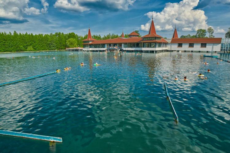 Достопримечательности Венгрии - Озеро Хевиз